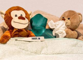 5 pomysłów na zabawy z chorym dzieckiem