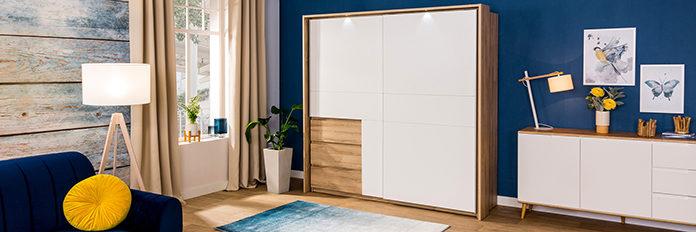 Jak dopasować szafę do stylu mieszkania?