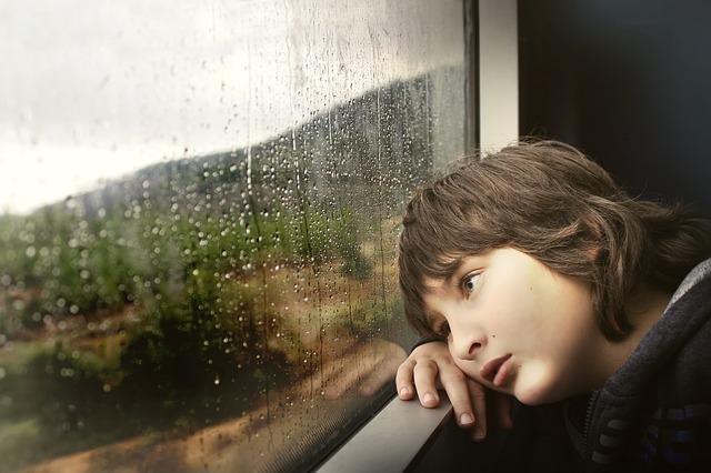 Dziecko z autyzmem