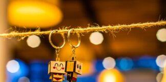 Zabawki w Mcdonaldzie