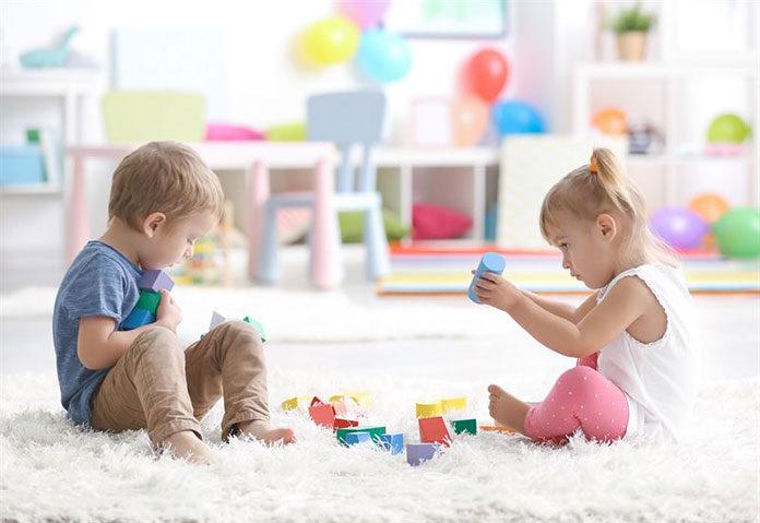 Bezpieczne zabawki dla dzieci